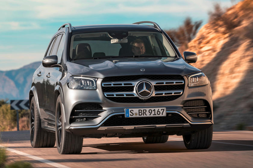 2020 Mercedes-Benz GLS Gets A Massive Price Increase   CarBuzz