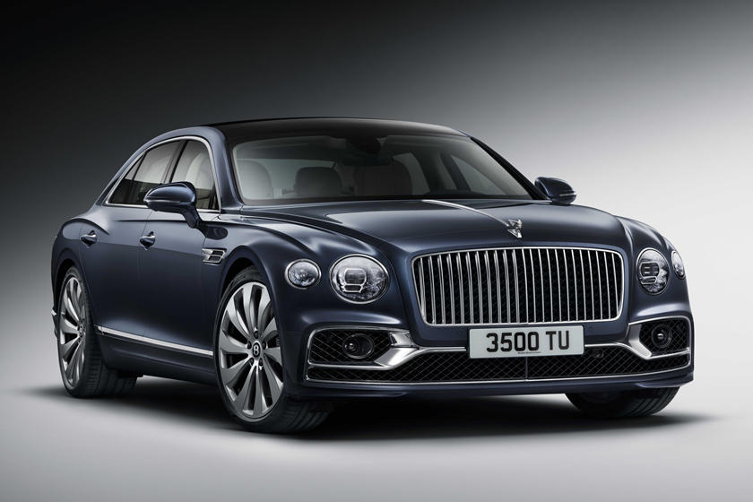 All-New 626-HP Bentley Flying Spur Unleashed