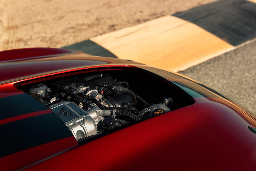 The Mustang GT500's V8 Has An Awesome Name