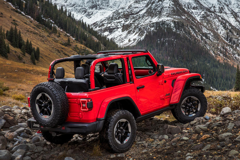 Angry Owners Sue Jeep Over Serious Wrangler Problem | CarBuzz