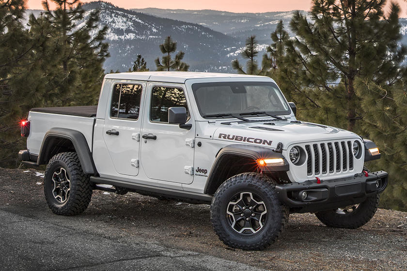You Won't Believe How Much People Are Spending on Jeep Gladiators