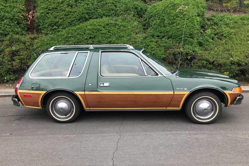 Weekly Craigslist Hidden Treasure: 1979 AMC Pacer   CarBuzz