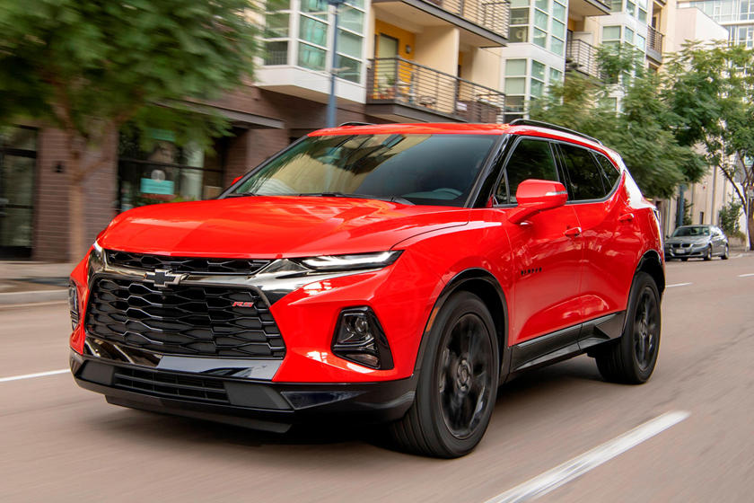 2020 chevrolet blazer new redline edition coming soon