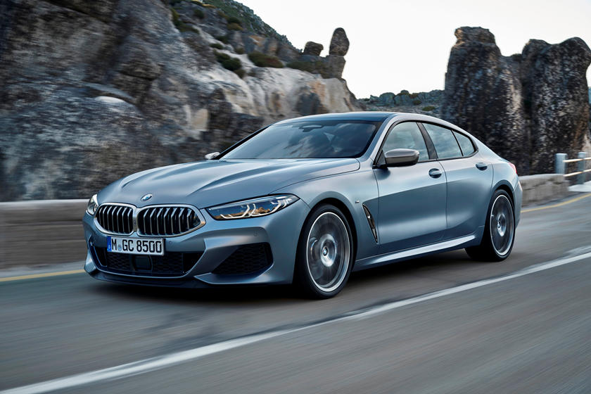 BMW 8 Series Gran Coupe Unleashed With 523 Horsepower