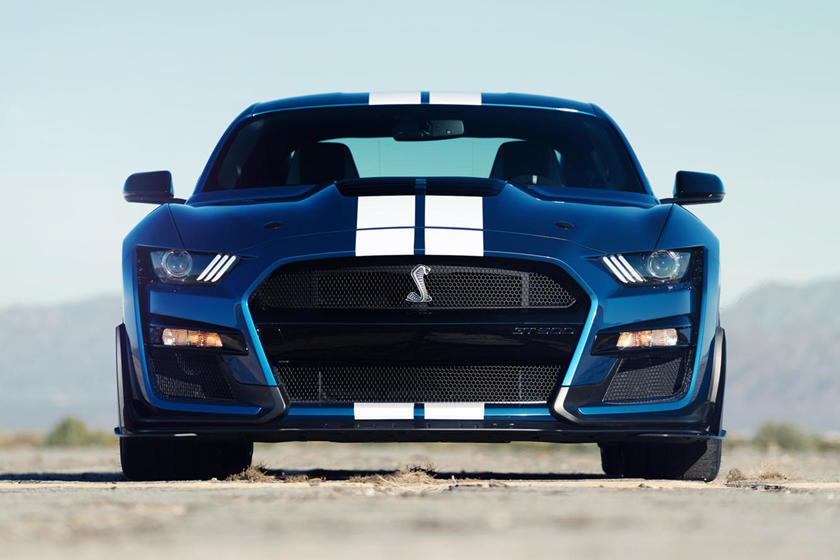 2020 Ford Mustang Shelby GT500 Is A 760-HP Hellcat-Crusher