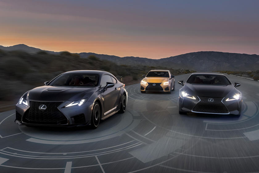 Lexus Just Made Its Entire Lineup A Whole Lot Safer Carbuzz