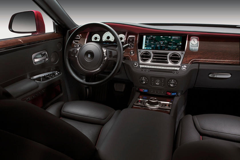 Bentley Flying Spur Vs. Rolls-Royce Ghost: Which Is The ...