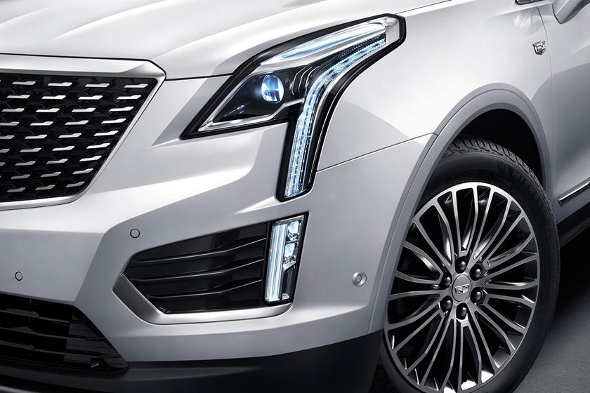 2020 Cadillac XT5 Features Lots Of Much-Needed Upgrades | CarBuzz