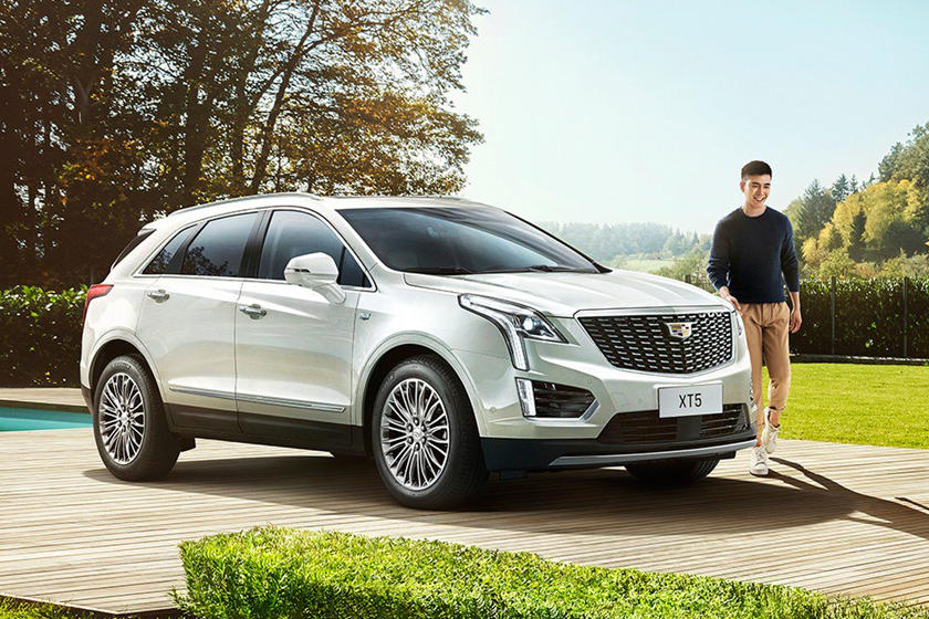 2020 Cadillac XT5 Features Lots Of Much-Needed Upgrades ...