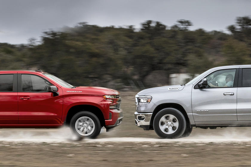Chevy And Ram's Ongoing Truck War Intensifies | CarBuzz