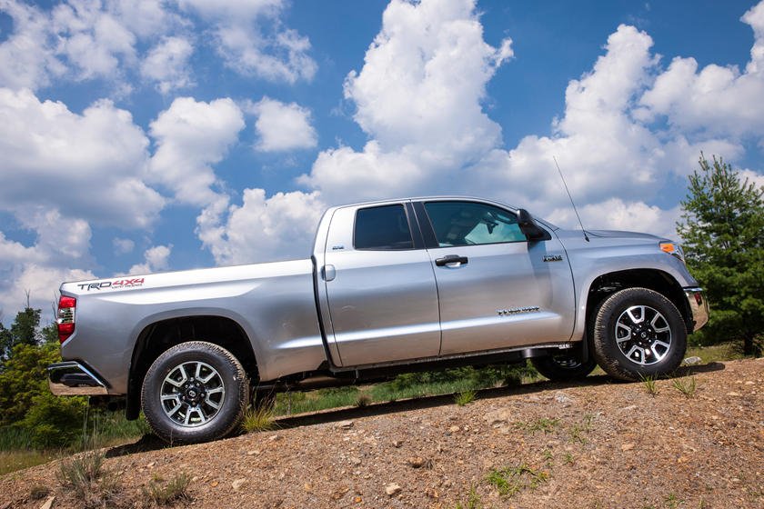 Here's Another Clue The Toyota Tundra's Redesign Is Coming Soon