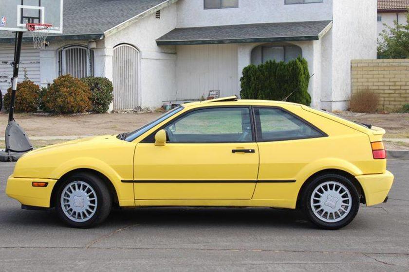 Weekly Craigslist Hidden Treasure: 1990 Volkswagen Corrado   CarBuzz