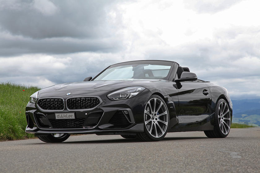 440-HP BMW Z4 Packs The M Power You've Been Waiting For
