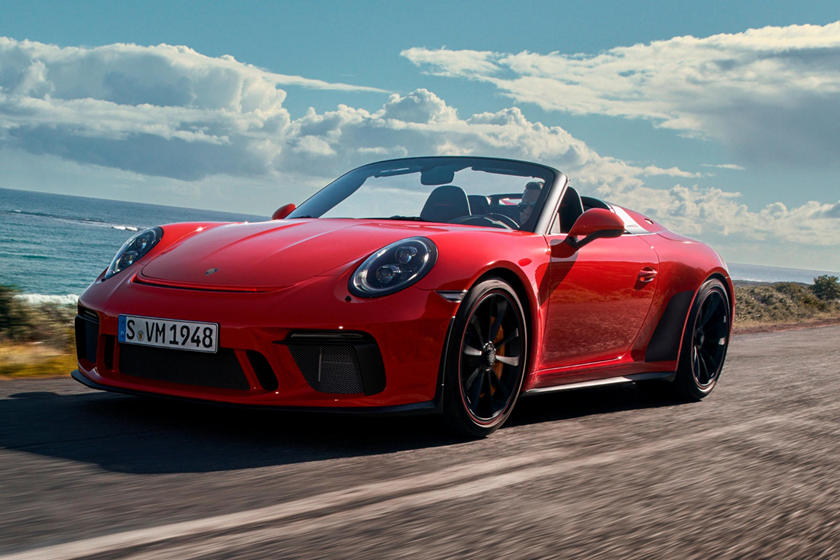 Get Your New Porsche With Old,School Materials Inside
