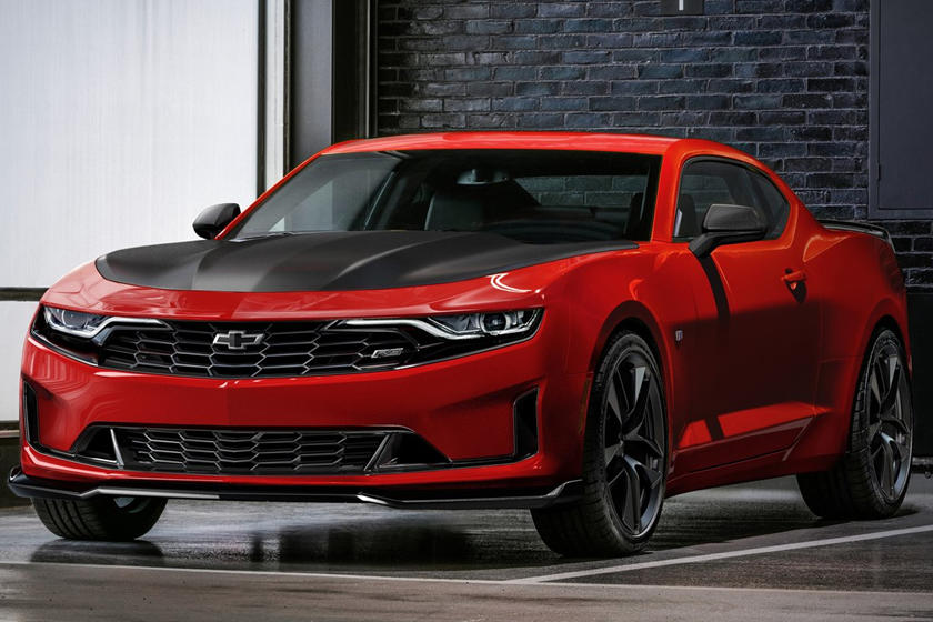 Chevrolet To Discontinue The Camaro After 2023