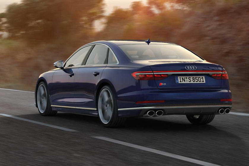 Behold! 2020 Audi S8 Arrives With Sleek Styling And Lots Of Power ...