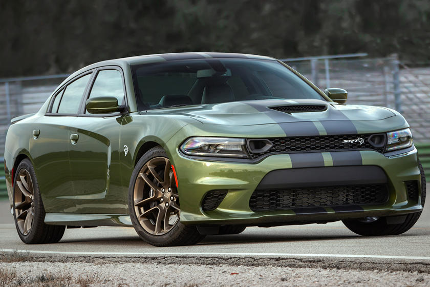 Dodge Charger Hellcat Owner Arrested For Being A Colossal
