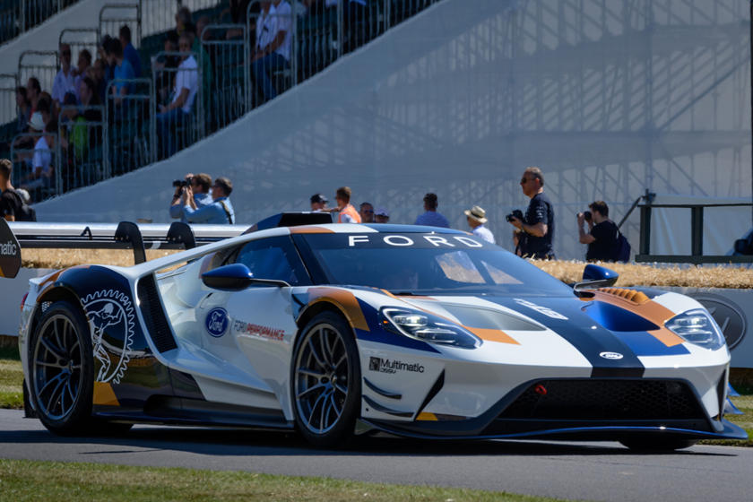 $1 2-Million Ford GT MkII Is A 700-HP Track Monster | CarBuzz
