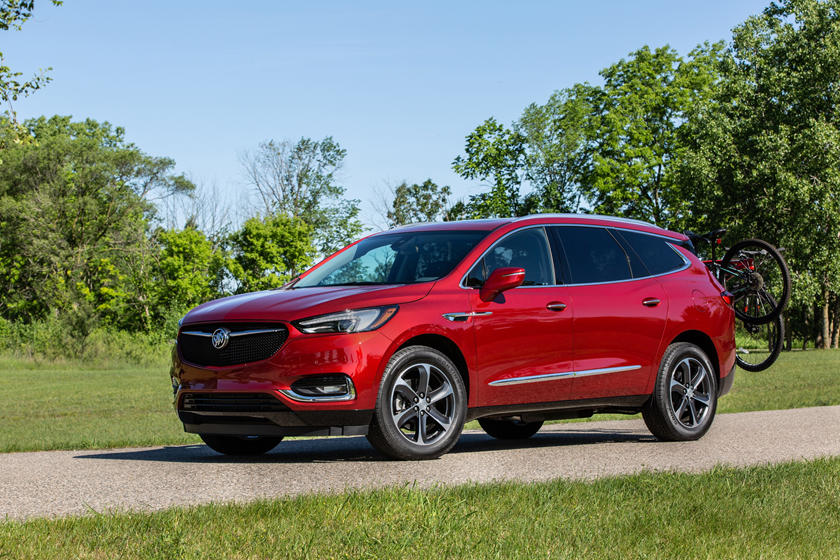 2020 Buick Enclave A Better Value Than The Cadillac XT6 ...