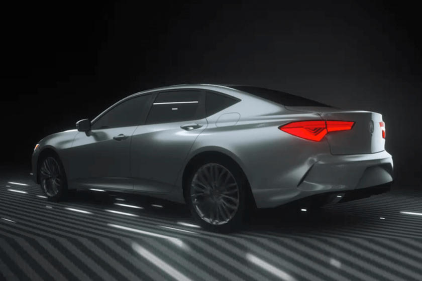 2021 acura tlx redesign  car wallpaper