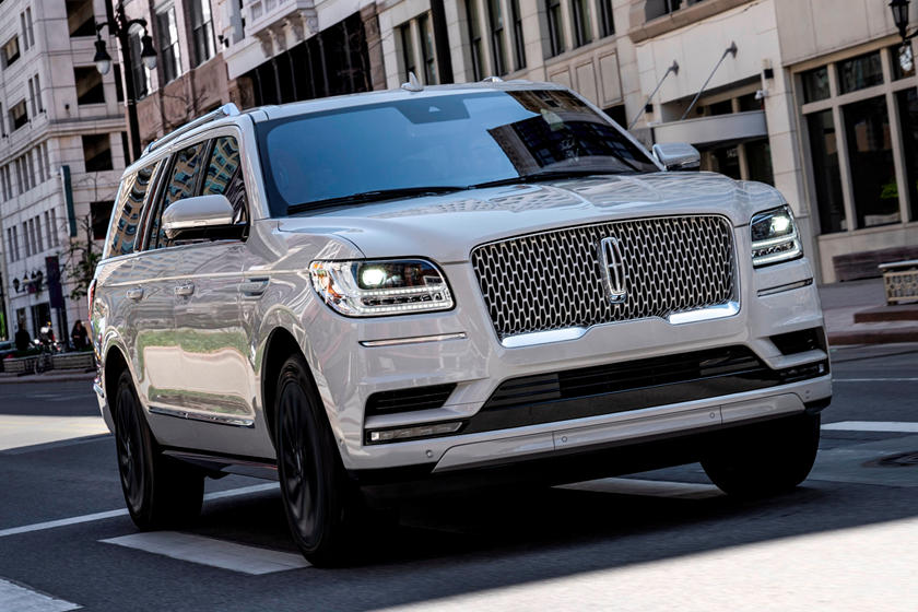 2020 Lincoln Navigator Updated With Tons Of New Standard Tech