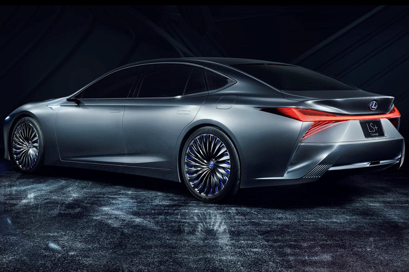 Lexus Has Radical New Plan For Electric Cars | CarBuzz