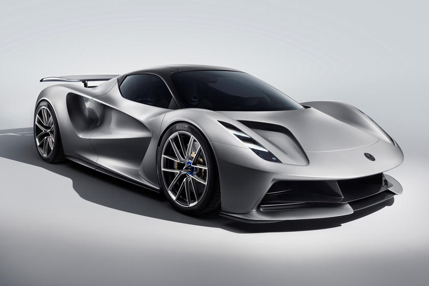 Presenting The Lotus Evija: The Most Powerful Production Road Car Ever