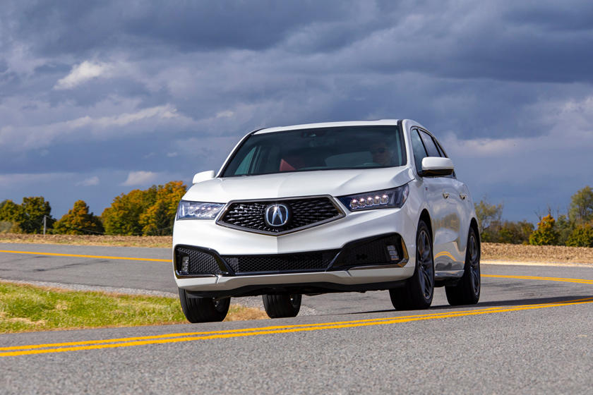 Acura Prices Its Best Selling Suv For The 2020 Model Year Carbuzz
