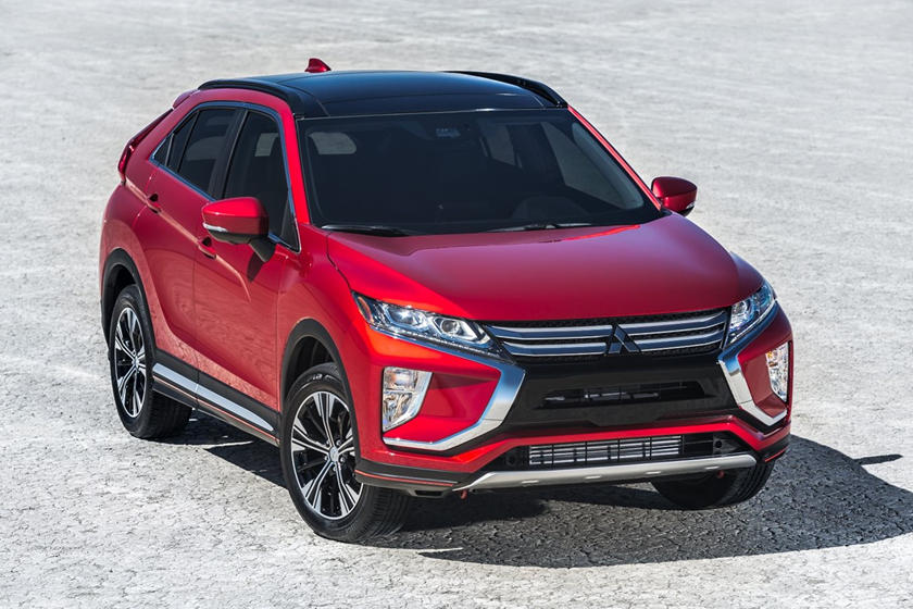 2019 Mitsubishi Eclipse Cross Is Officially Safe To Crash