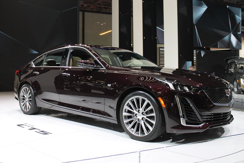 2020 Cadillac CT5 Is A Killer Deal Compared To CTS   CarBuzz