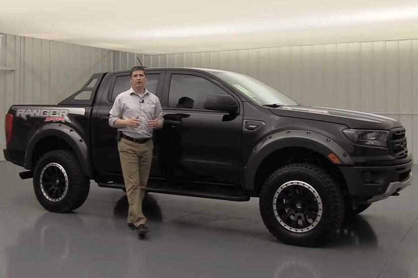 This Baja Style Ford Ranger Is Even Better Than A Raptor