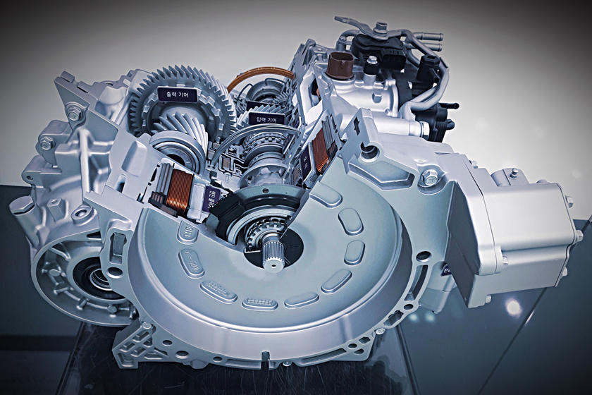 Hyundai Reveals Brand New Transmission Technology