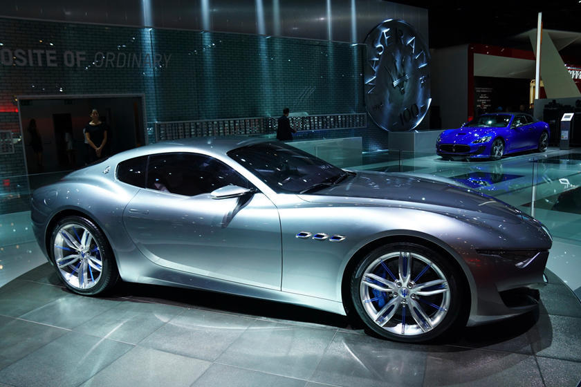 How Much Are Maseratis >> Maserati S Electric Sports Car Will Blow You Away Carbuzz