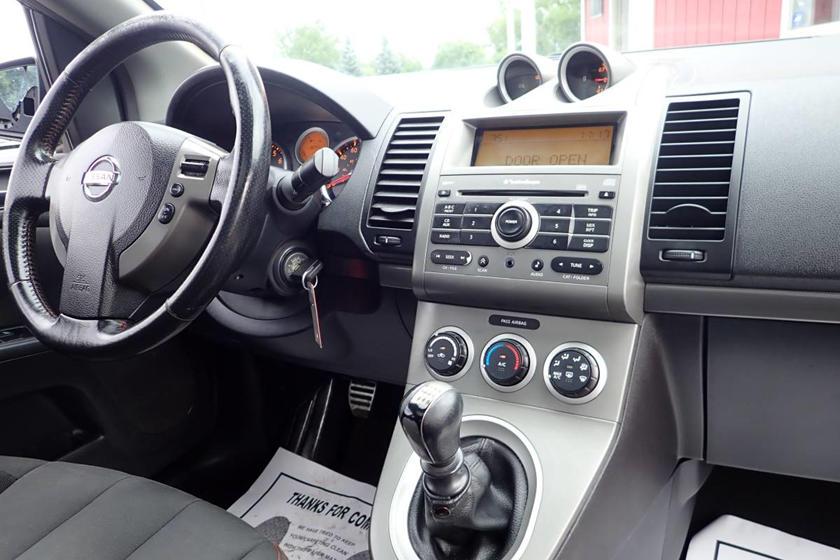 Weekly Craigslist Hidden Treasure: 2007 Nissan Sentra SE-R