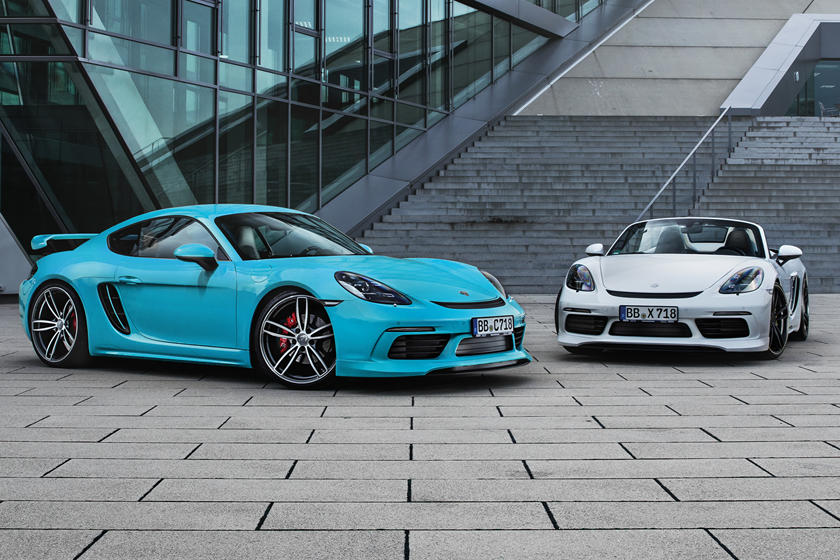 Porsche Doesn T Want 718 Cayman Gt4 And Spyder Buyers To Know This Carbuzz