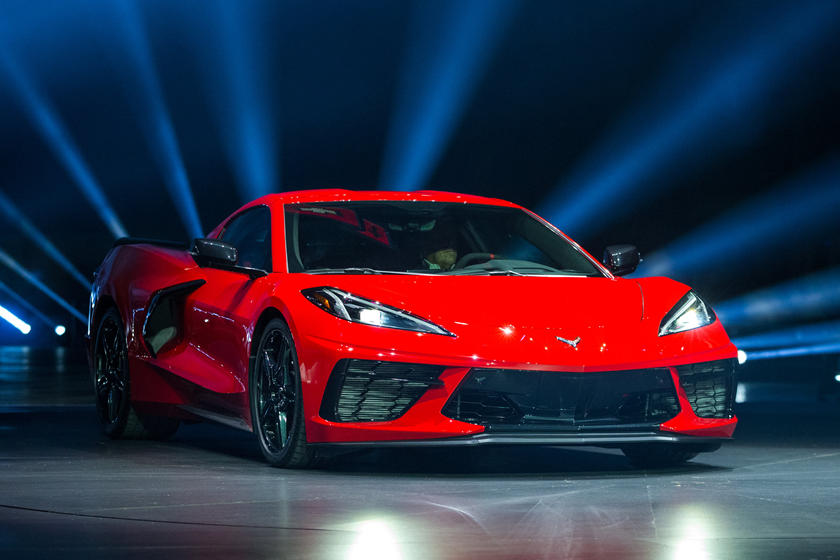 2020 Chevy Corvette's Cool Customization Option Is Crazy