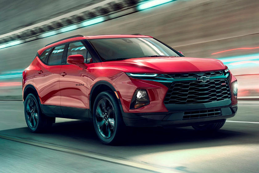 2020 Chevrolet Blazer Receiving The Engine It Deserves ...