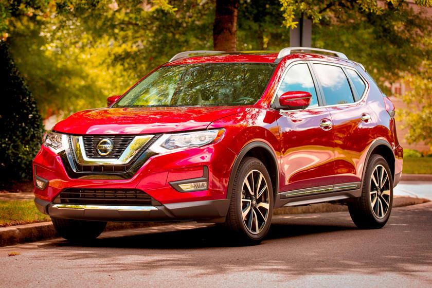 Nissan Makes A Surprise Rogue Decision For 2020   CarBuzz