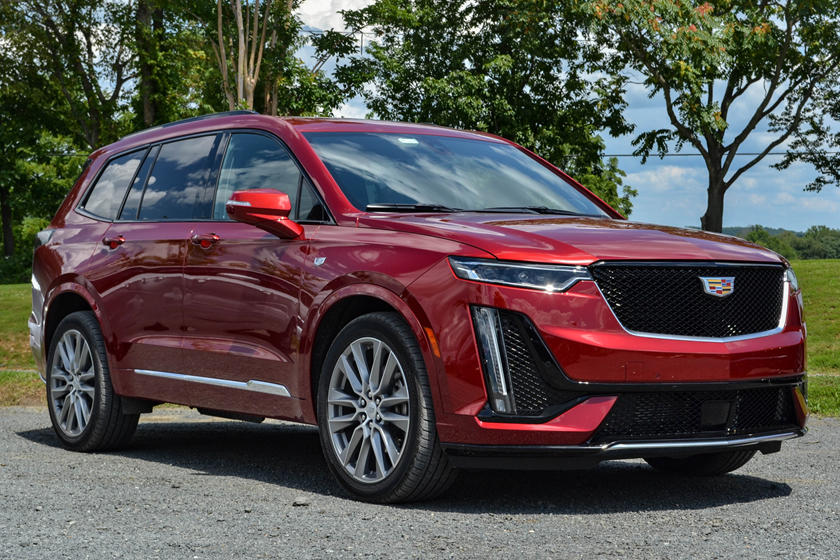 2020 Cadillac XT6 First Drive Review: Not The Standout It Needs To Be