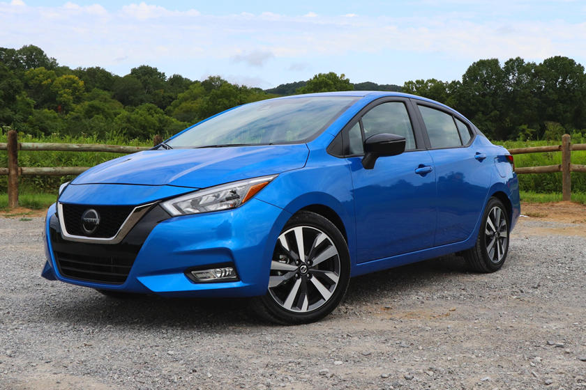 2020 Nissan Versa Sedan First Drive Review: The Little Car Is Massively Improved