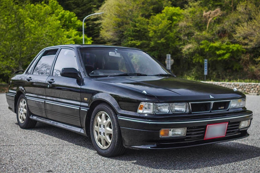 Greatest Mitsubishi Cars Of All Time Carbuzz