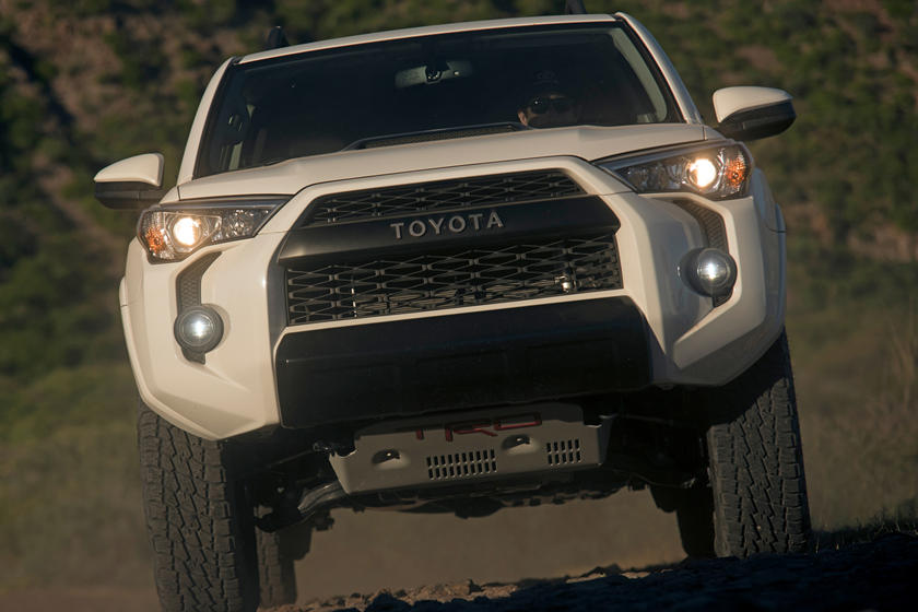 Toyota 4Runner Gets Big Price Hike For 2020 | CarBuzz