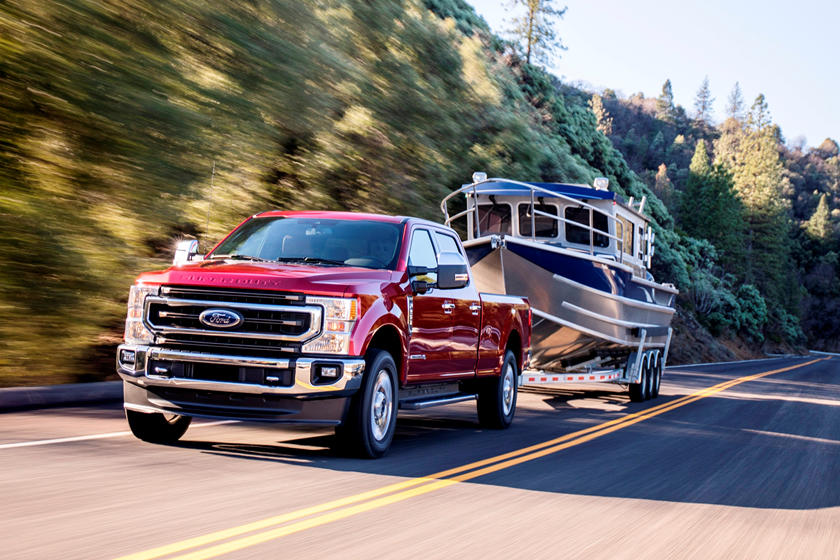 2020 Ford Super Duty Boasts Best-In-Class Power And Torque