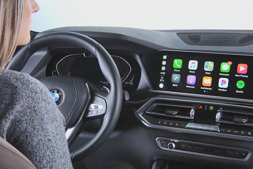 Here's Why BMW Is Charging $80 A Year For Apple CarPlay