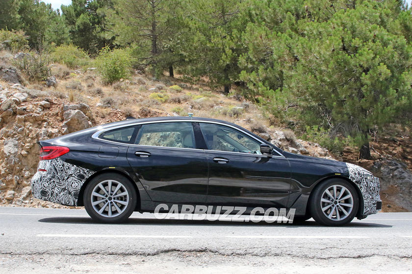 BMW's Ugliest Model Is Getting A Facelift | CarBuzz