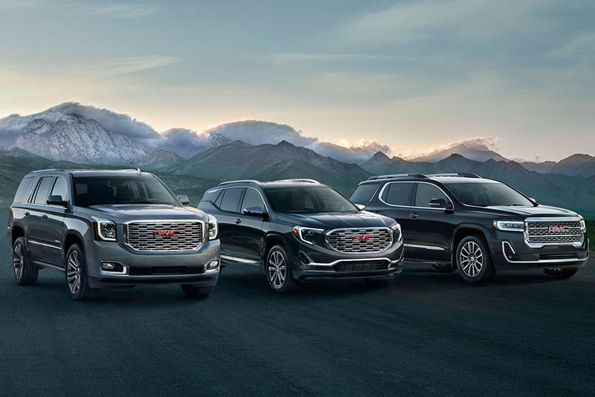 2020 GMC Acadia: Mid-update, News, Release >> 2020 Gmc Terrain Arrives With New Standard Tech Carbuzz