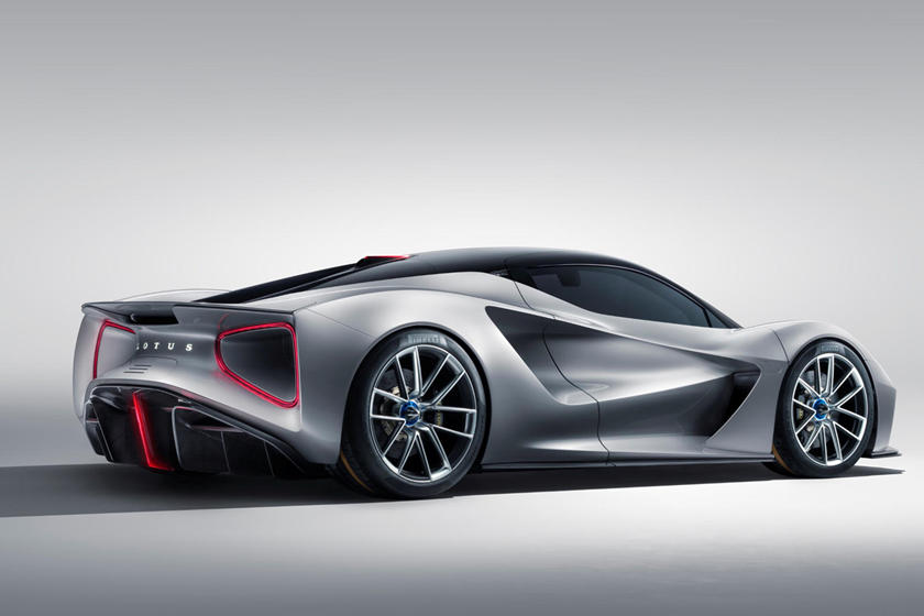 Lotus Evija Will Have A Very Different New Logo | CarBuzz