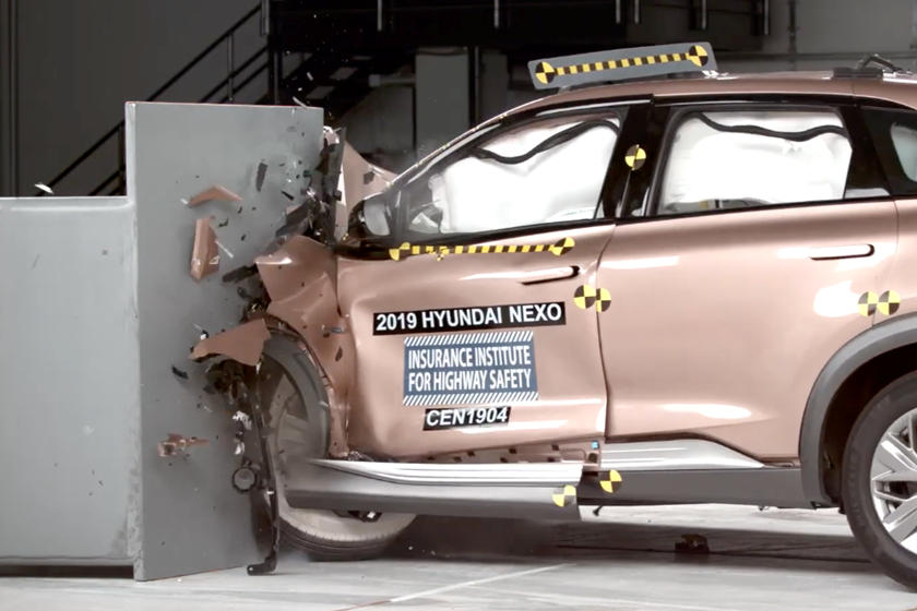 Hydrogen Fuel Cell Vehicles Are Safer Than You Think | CarBuzz