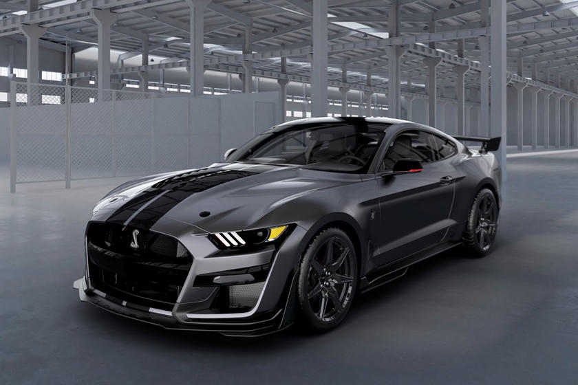760-HP Ford Mustang Shelby GT500 Will Have A Supercar Price