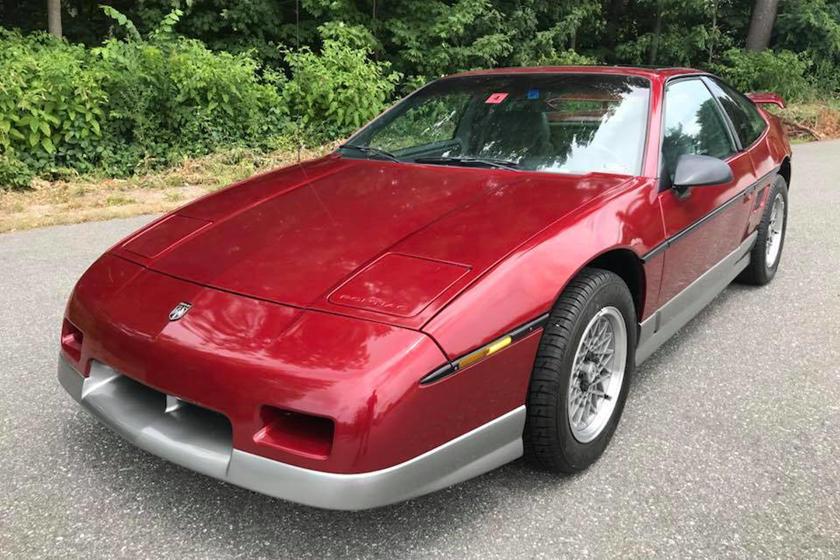 Weekly Craigslist Hidden Treasure 1987 Pontiac Fiero Gt Carbuzz